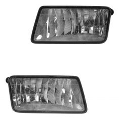 06-10 Mercury Mountaineer Fog Driving Light Assy Pair (Ford)