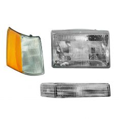 93-96 Jeep Grand Cherokee Light Set RH
