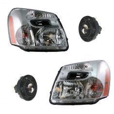 05-06 Chevy Equinox Front Lighting Kit (4 Piece)