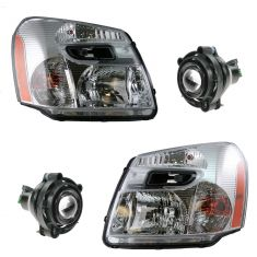 07-09 Chevy Equinox Front Lighting Kit (4 Piece)