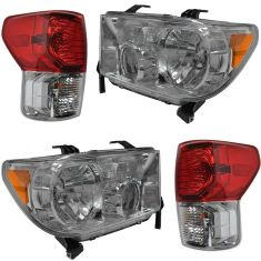 10-13 Toyota Tundra Lighting Kit (4 Piece)