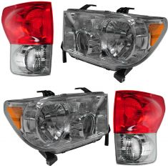 07-09 Toyota Tundra Lighting Kit (4 Piece)