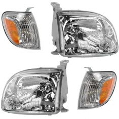 05-06 Toyota Tundra (exc Double Cab) Front Lightinh Kit (4 Piece)