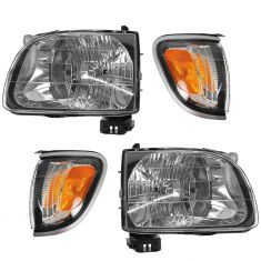01-04 Toyota Tacoma Front Lighting Kit (4 Piece)