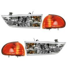 1998 Ford Windstar Front Lighting kit (4 Piece)