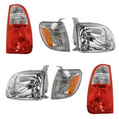 05-06 Toyota Tundra (exc Double Cab) Front & Rear Lightinh Kit (6 Piece)