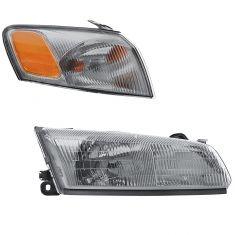97-99 Toyota Camry Lighting Kit RH (2 Piece)