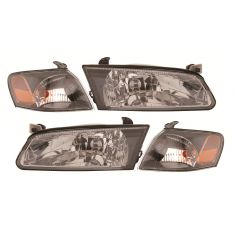 Headlight & Corner Light Set