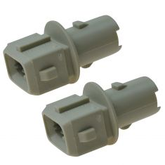 99-10 F250SD-F550SD Rr Fdr; 10-13 Transit Con; 99-02 Cougar Repeater or TS Light Socket Pair(FD)