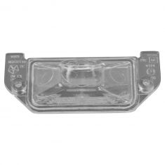 05-14 Chrysler, Dodge Multifit Rear License Plate Light Lense LR = RR (Mopar)