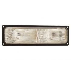 94-01 Chevy Truck Park Light LH