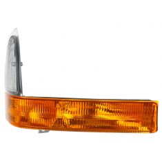 2001 Ford F250SD-F550SD Parklamp/Turn Signal; (below hdlp), w/amber lends RH