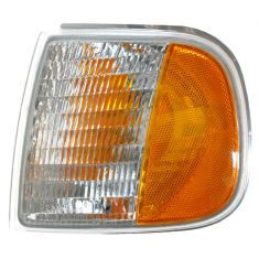 97 (thru 5/96) Ford F150 F250 Corner Parking Light LF