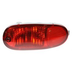 2001-04 Hyundai Sante Fe Rear Bumper Red Reflector RR