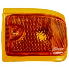 96-02 GMC Savana Van (w/Composite HL) Lower Side Marker Light (Grille Mtd) LF
