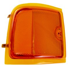 96-02 GMC Savana Van (w/Composite HL) Upper Side Marker Light (Grille Mtd) RF