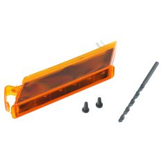04-13 Ford F150 Mirror Mounted Amber Turn Signal Module Replacement Kit LH = RH