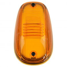 05-06 (to 7-10-05) Ram Std & Crew Cab; 06 (to 7-10-05) Ram Mega Cab Roof Run Light Lens w/Gskt (MOP)