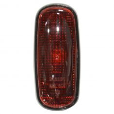 03-09 Dodge Ram 3500 w/DRW Rear Fndr Mounted Rearward Red Side Marker Light Assembly LR = RR (Mopar)