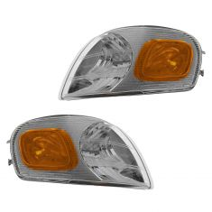 1997-03 Chevy Venture Fdr Mtd Park Light Pair