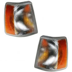1992-95 Volvo Corner Light Pair