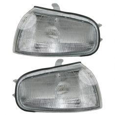92-94 Camry Fender Mounted Parking Light Pair