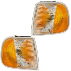 97-02 F150 Fdr Mtd Park Light Pair