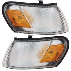 93-97 Corolla Fdr Mtd Park Light Pair