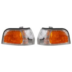 92-93 Accord Parking Lens Pair