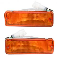 84-89 4 Runner Bmp Mtd Park Light Pair
