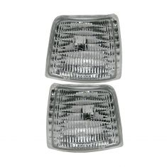 92-97 Ford PU Truck Fdr Mtd Park Light PAIR