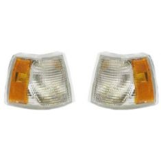 1994-97 Volvo 850 Corner light Pair (2 headlight bulbs)