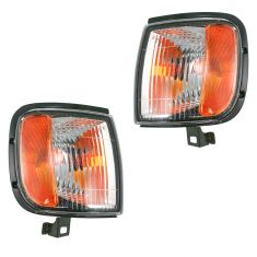 00-02 Isuzu Rodeo Park Corner light Pair