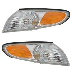 99-01 Toyota Solara Park Corner Light Pair