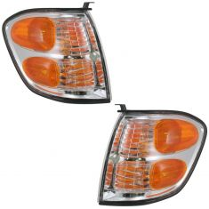 2001-04 Toyota Sequoia Parking Signal Light Pair
