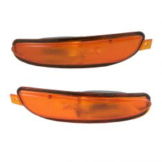 M Parking and Turn Signal Light Pair