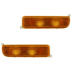 97-01 Jeep Cherokee Park Light Pair