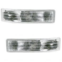 95-05 GMC Safari w/Composite headlamps; Turn Signal; (Mtd below headlamp) PAIR