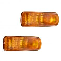 94-97 Mazda PU Truck Bmp Park Light Pair