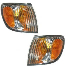 01-03 Toyota Sienna Corner Parking Light Front PAIR
