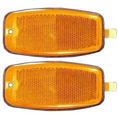 01-05 Hyundai Sante Fe; 05-09 Tucson Side Marker Light PAIR