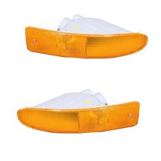 00-02 Mitsubishi Eclipse Side Marker Light (Bumper Mtd) PAIR