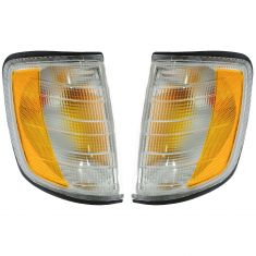 94-95 Mercedes E Class Turn Signal Light PAIR