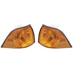 92-99 BMW 3 Series Cpe/Conv Turn Signal Light PAIR