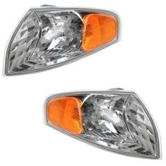 00-02 Mazda 626 Corner Parking Light PAIR