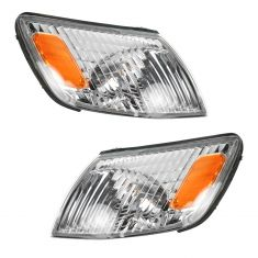 00-01 Lexus ES300 Corner Parking Light PAIR