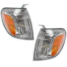 05-06 Toyota Tundra (exc Double Cab) Corner Parking Light (Fender Mtd) PAIR