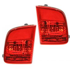 08-11 Lexus LX570; Toyota Land Cruiser Rear Side Marker Light (Bumper Mtd) PAIR