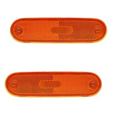 90-05 Mazda Miata MX-5 Side Marker Light Front PAIR
