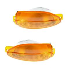 00-05 Buick Lesabre Turn Signal/Side Marker (Bumper Mtd) PAIR